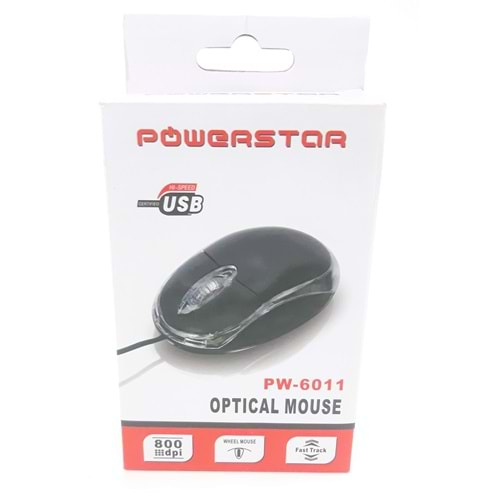 POWERSTAR PW-6011 MOUSE